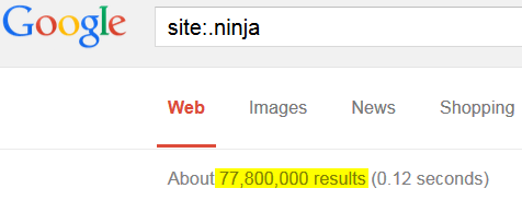 ninja-indexed